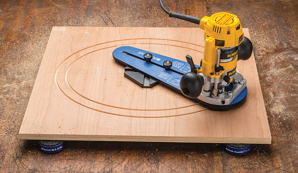 New Rockler Accessories Expand Compact Router Options