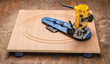 New Rockler Accessories Expand Compact Router Options - Ellipse and Circle Jig, Mortise Centering Base Provide Versatility and Precision