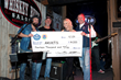 Country Music, Whiskey Bent Saloon, Broadway, AMVETS, Travis McVey, Heroes Vodka, Giveback
