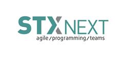 STX Next Logo