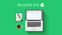 BricsCAD V16 Mac