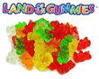 Land Of The Gummies Is Excited To Introduce Sugar Free STEVIA Gummies™