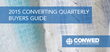 CONWED Included in 2015 Converting Quarterly Buyers Guide
