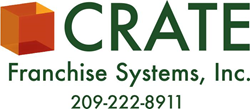 CRATE Franchise Systems logo