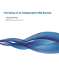 """BESLER Consulting Today Announced the Publication of a White Paper Entitled """"The Value of an Independent IME Review"""""""