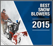 Snow Blowers Direct Announces Top Snowblowers of 2015