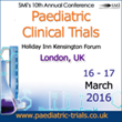 Registration Now Live for SMi's 10th annual Paediatric Clinical Trials Conference