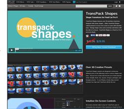 Pixel Film Studios TransPack Shapes Plugin.