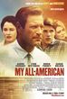 My All-American Movie Poster