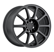TSW Alloy Wheels- The Rifle in Matte Gunmetal