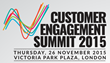 Creative Virtual to Present and Exhibit at the Customer Engagement Summit 2015