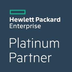 Hewlett Packard Enterprise Partner Badge