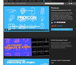 Pixel Film Studios ProIcon Plugin.