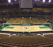 New Boston Celtics court from Connor Sports