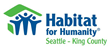 Habitat for Humanity Seattle-King County logo
