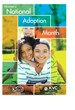 KVC Matches 60+ Kansas Children with Adoptive Families during National Adoption Month