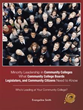 New Book Explores Leadership Role in Community Colleges