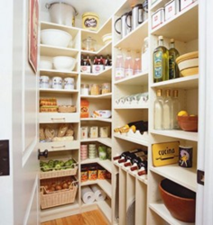 Empire Closets in Portland OR wants to discuss the importance of having a great kitchen pantry, especially with the holiday season around the corner.