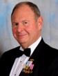 Dr. Barton Buechner, Professor of Military Psychology and Retired Navy Captain