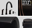 MR Direct Introduces New Antique Bronze Faucet Finish