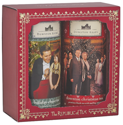 The Republic of Tea Expands Downton Abbey® Tea Collection ...