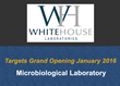 Whitehouse Labs Completes Micro Lab Construction – Targets Grand Opening January 2016
