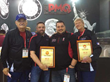 Four members of The Groupon United States Pizza Team  take top honors at Chinese Pizza Championship