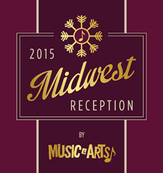 "The 2015 Music & Arts Midwest Reception will feature a special award presentation to honor the ""Music Educator of the Year."""