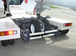 Flyer-Truck patented Nose Gear Wheel Cradle Technology