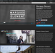 Pixel Film Studios Announces the Release of Marquee Element for Final Cut Pro X