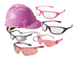 New Styles and Size Improvements in Safety Equipment for Women