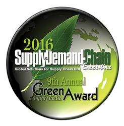 Green Supply Chain Award logo