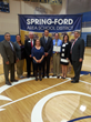 NATA and the PATS Join Congressman Ryan Costello in Presenting the NATA Safe Sports School Award to Spring-Ford High School