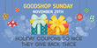 Goodshop Turns Sunday, November 29th into the Feel Good Shopping Event of the Year
