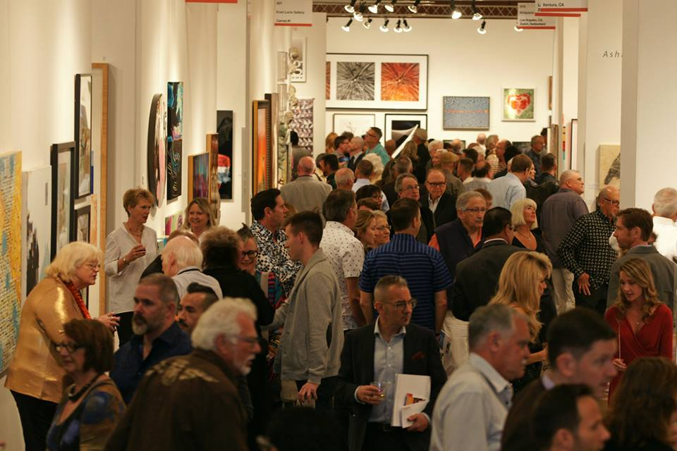 Palm springs fine art fair returns in 2016 after record for Palm springs craft fair