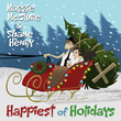 "Maggie McClure and Shane Henry Release ""Happiest of Holidays,""A Fresh Set of Christmas Originals"
