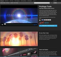 Pixel Film Studios ProVega Tools Plugin.