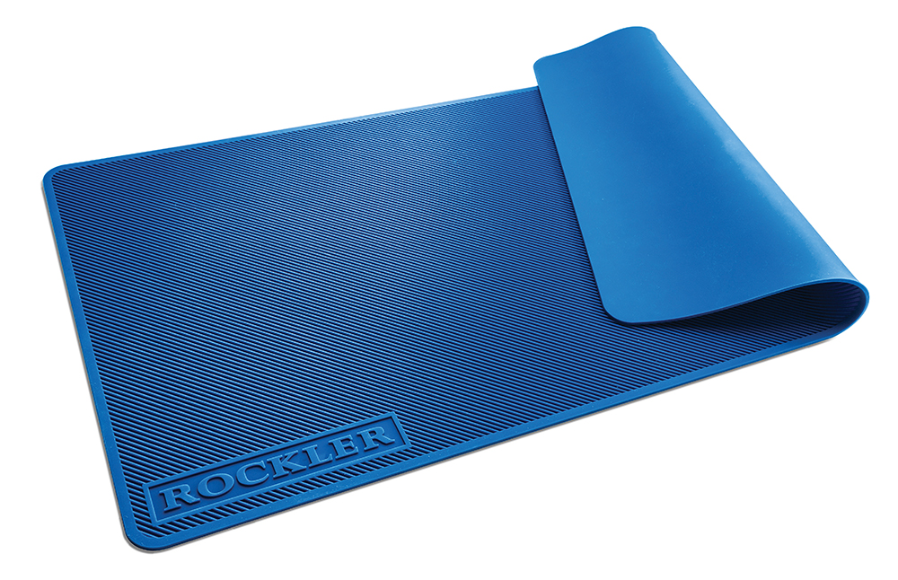 Rockler S New Silicone Project Mat Saves Cleanup Time And