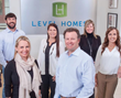 Jennifer Waguespack Todd Waguespack and the Level Homes Baton Rouge team