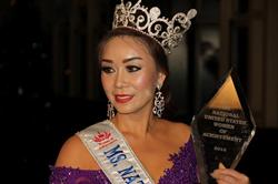 Sam Nguyen-Di Ai Hong Sam - Ms. National United States Woman of Achievement 2016