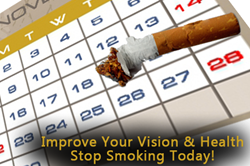 Smokeout Event and Vision Health
