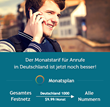 Calling Any Number in Germany Now Costs Only 1¢/min on DeutschlandAnrufen.com