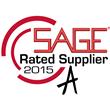 Discount Labels Receives 2015 SAGE Rating Award