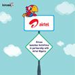 Kirusa, Airtel Launch Voice Messaging Service to Enhance Mobile Communication in Nigeria