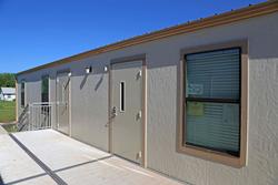 A Palomar Modular Buildings Portable Classroom