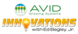 Innovations with Ed Begley, Jr. to Highlight Avid Growing Systems