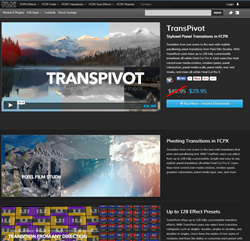Pixel Film Studios TransPivot Plugin.