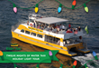 "Water Taxi Announces Special Holiday Light Tour – The ""Twelve Nights of Water Taxi"""