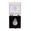Customers will receive a free Star Wars BB-8 holiday pin (and Ashley Eckstein autographed certificate) with every purchase of $25.00 or more starting on Black Friday.