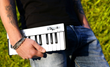 iRig Keys MINI from IK Multimedia, for iPhone, iPad, iPod touch, Mac/PC and Android